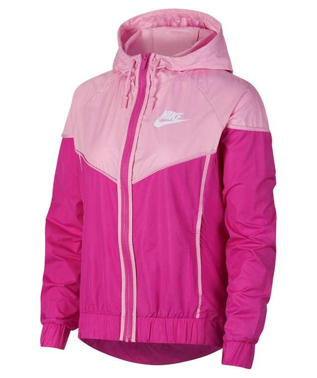 Nike Sports Damen Windrunner in zwei Farben für je 38,86€ inkl. VSK