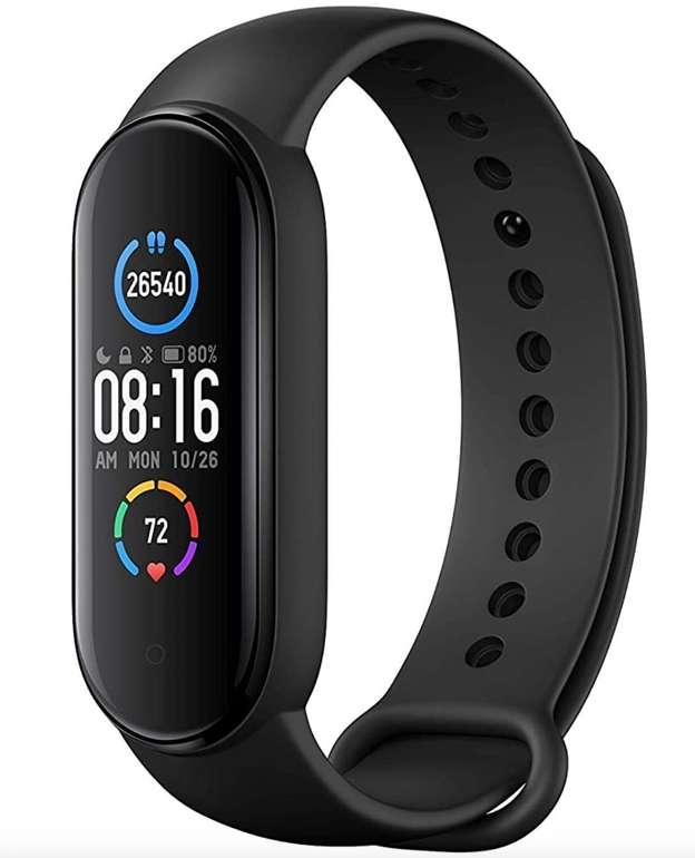 Amazon Prime Day: Xiaomi Mi Band 5 Fitness Tracker für 19€ inkl. Versand (statt 25€)