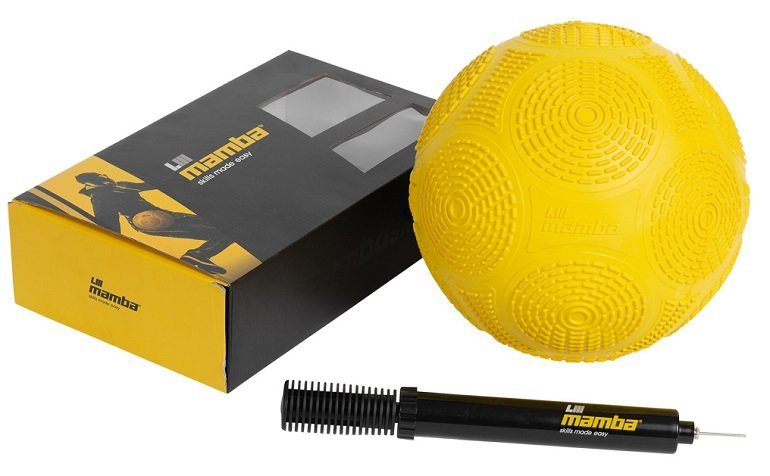 Mamba Ball Freestyle Fußball inkl. Ballpumpe für 8,39€ inkl. Versand (statt 20€)