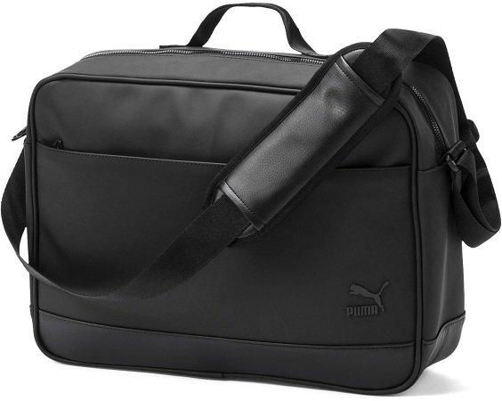 Puma Originals Reporter Bag black Umhängetasche für 25,50€ inkl. VSK
