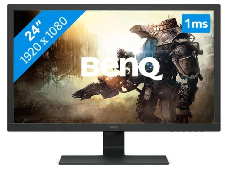 BenQ GL2480 Gaming Monitor mit 24 Zoll (Full-HD, 1ms, 75Hz, TN-Panel) für 109€ inkl. Versand (statt 129€)