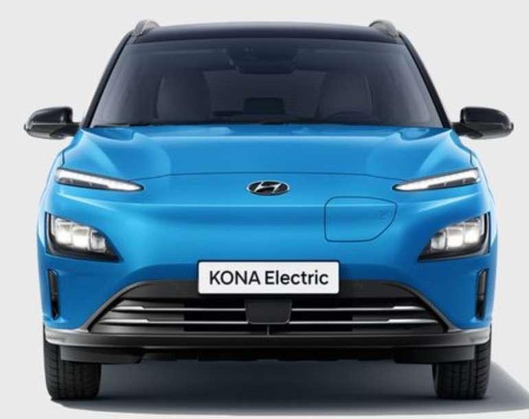 Gewerbe Leasing: Hyundai Kona Elektro + Select-Paket (136 PS, 39,2 kWh) für 57,24€ mtl. (BAFA, ÜF: 839,50€, LF 0.19)