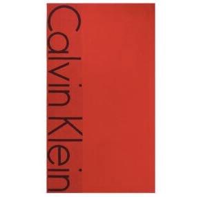 Calvin Klein Handtücher, Kissen, Bettwäsche & mehr - z.B. Strandtuch für 24,99€