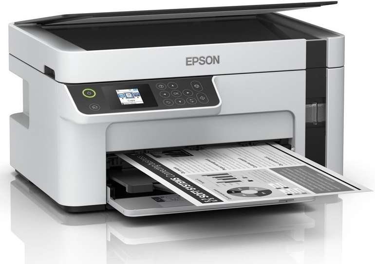 Epson EcoTank ET-M2120 3 in 1 Multifunktionsgerät mit AirPrint für 189,99€ inkl. Versand (statt 259€)