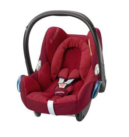 """Maxi-Cosi Babyschale CabrioFix in """"Robin Red"""" für 83,85€ inkl. VSK (statt 119€)"""