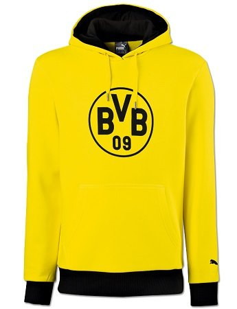 Schnell? BVB Borussia Herren & Kinder Hoody für 19,95€ inkl. VSK (statt 35€)