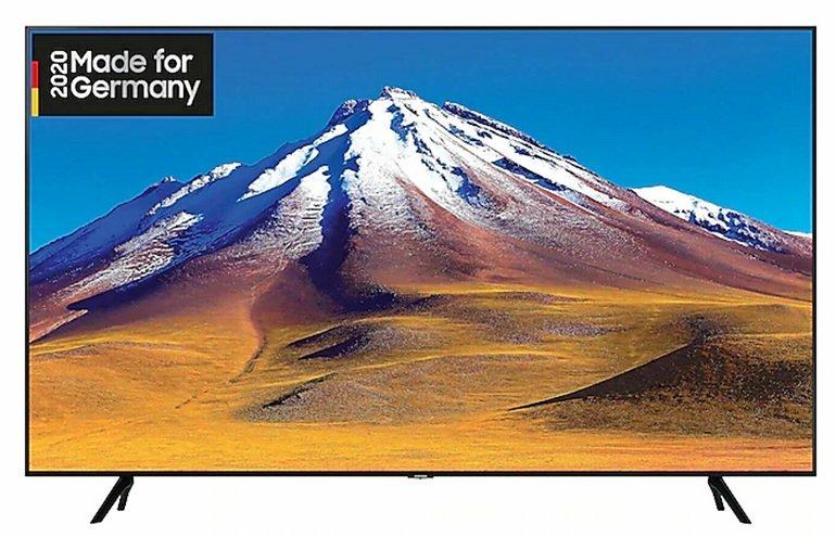Samsung GU65TU6979UXZG - 65 Zoll Ultra HD 4K LED Smart-TV für 599€ (statt 777€)