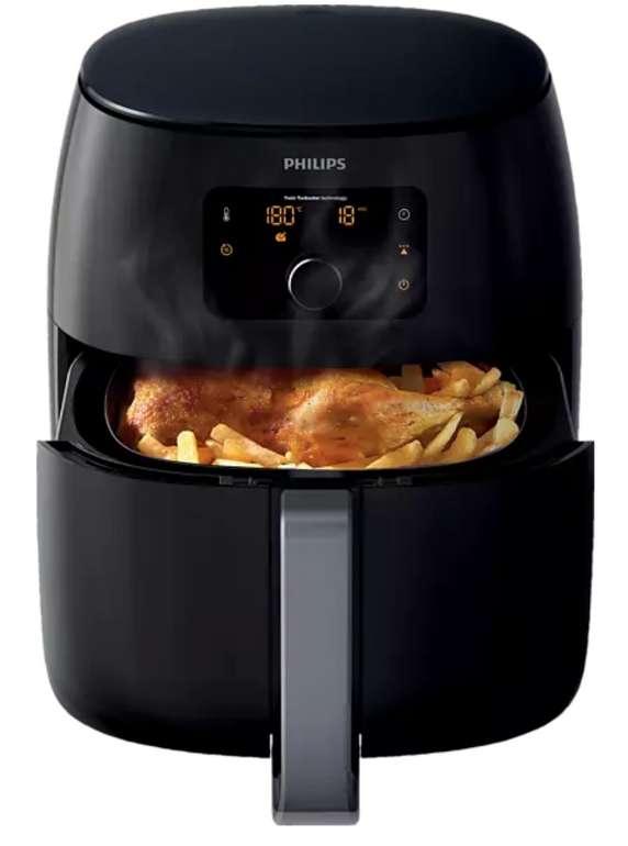 Philips HD 9762/90 Airfryer XXL Avance mit 2225 Watt in Schwarz für 209€ inkl. Versand (statt 250€)