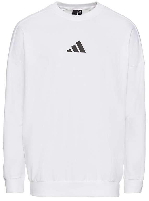 adidas Tiger Crew Herren Sweatshirt in Weiß für 36,94€ inkl. Versand (statt 45€)