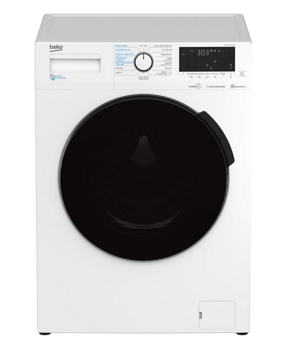 """Beko """"WDW8716STB"""" Waschtrockner 8/5kg für 333€ inkl. Versand (statt 424€)"""