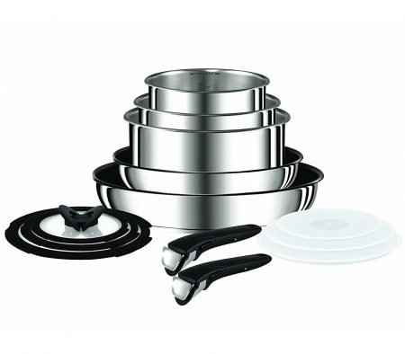 Tefal Ingenio Premium 13-tlg. Pfannen- und Topfset für 149€ (statt 206€)