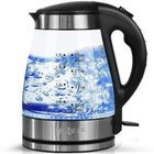 Vivreal Wasserkocher mit Beleuchtung (1,7L, 2200 Watt) für 16,99€ inkl. Versand