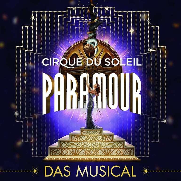 Cirque du Soleil Paramour Musical für 58,03€ (statt 79,90€)