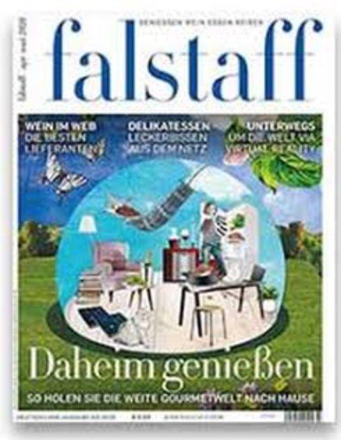 """1 Jahr """"Falstaff"""" mit 9 Ausgaben für einmalig 9€ inkl. Versand (keine Kündigung notwendig!)"""