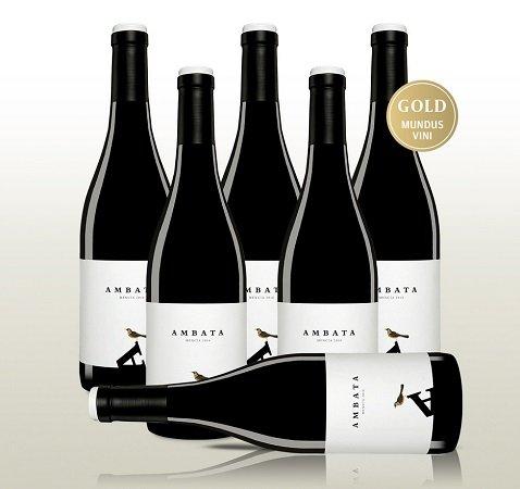 12 Flaschen Ambata Mencia 2016 trockener Rotwein für 59,90€ (statt 108€)