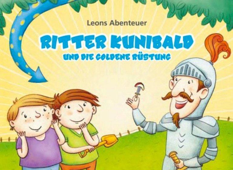 Kostenlos für Kids: Leons Abenteuer: Ritter Kunibald & goldene Rüstung