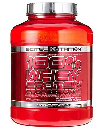 Scitec Nutrition Whey Protein Professional 2350g ab 29,93€ inkl. VSK