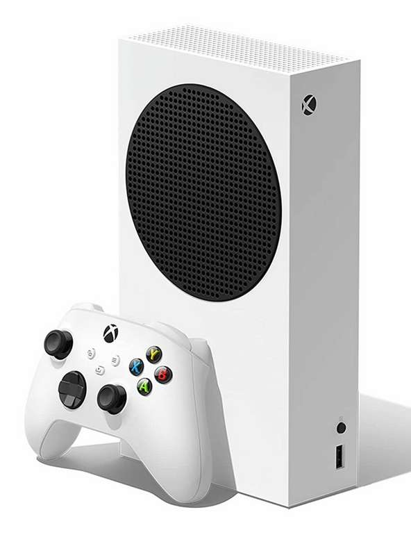 Microsoft Xbox Series S 512 GB Konsole + Wireless Controller in Weiß für 218,33€ inkl. Versand - B-Ware