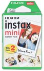 Fuji Instax Mini Sofortbildfilm (20 Bilder) für 11,99€ inkl. Versand (statt 16€)