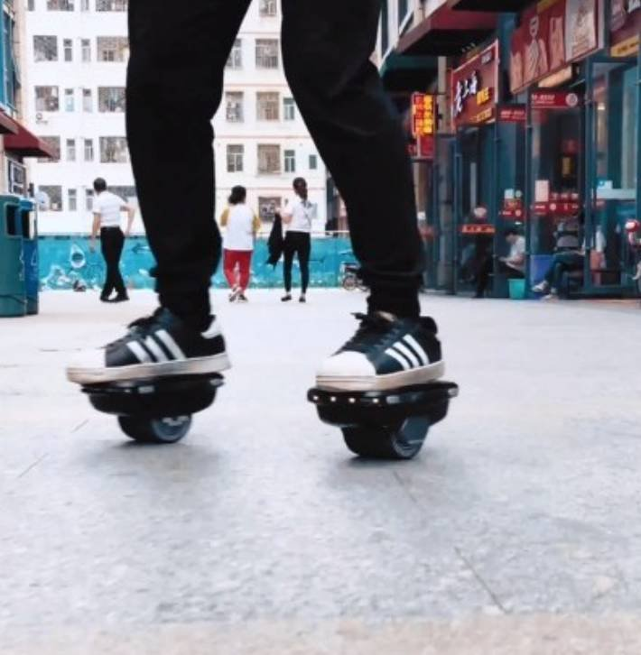 KooWheel Smart Self Balancing Electric Hovershoes für 163,97€ (statt 236€)