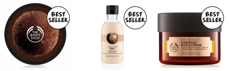 The Body Shop Rabatt