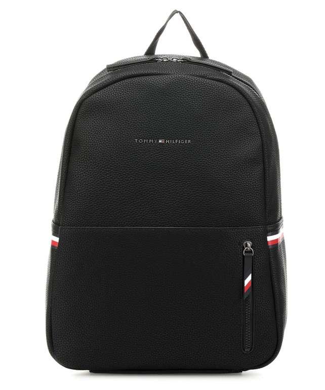 """Tommy Hilfiger Essential Rucksack 15"""" Black für 95,20€ inkl. VSK"""