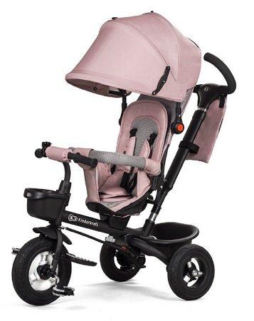 Bis zu 50€ Rabatt bei babymarkt - z.B. Kinderkraft 6 in 1 Dreirad Aveo für 80€