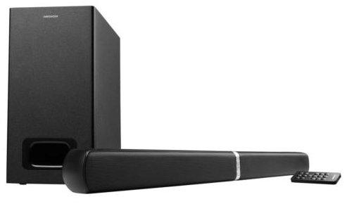 Medion Life E64126 MD 80122 2.1 Bluetooth Soundbar mit 30W RMS für 69,95€ (statt 119€)