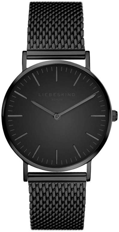 Liebeskind Berlin Damen Analog Quarz Uhr mit Edelstahlarmband für 54,12€ inkl. Versand (statt 85€)