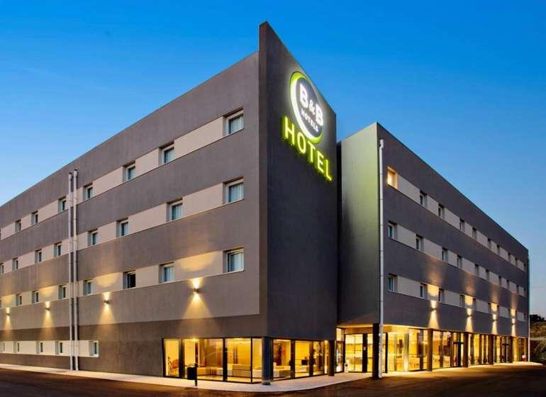 Barcelona, Porto, Coimbra: 1 ÜN im B&B Hotel (DZ) für 19€ (9,50€ pro Person) im Oktober & November!