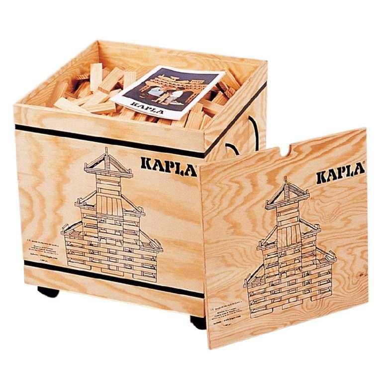 Kapla Bausteine - 1000er Box für 183,99€ inkl. Versand (statt 202€) + 10-fach babypoints