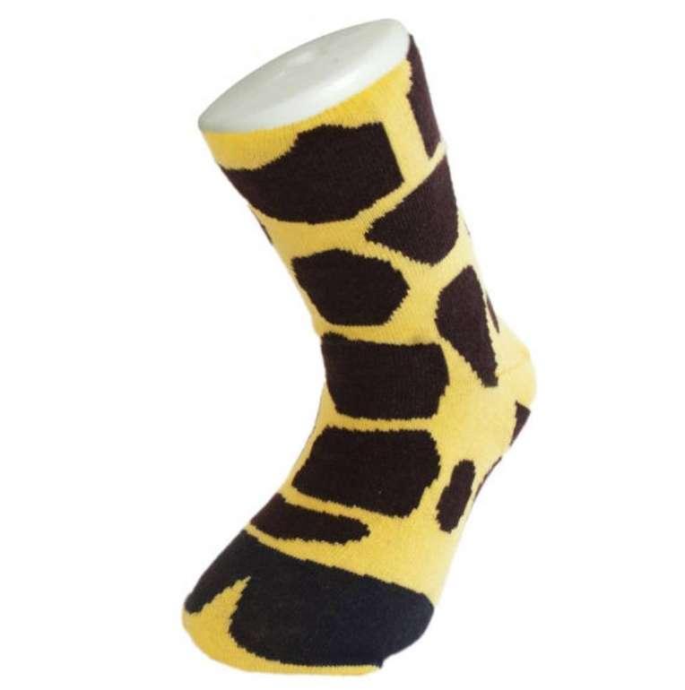 Kindersocken: Silly Socks Giraffen Füße für 0,59 inklusive Versand