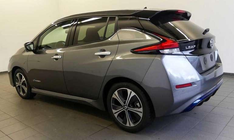 Privat- und Gewerbeleasing: Nissan Leaf mit 150 PS für 149€ mtl. (BAFA, LF: 0.41, Überführung: 990€)