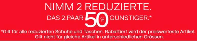 Deichmann-Rabatt