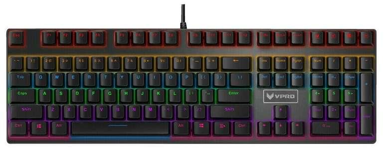 Rapoo V700S mechanische Gaming-Tastatur für 26,88€ inkl. Versand