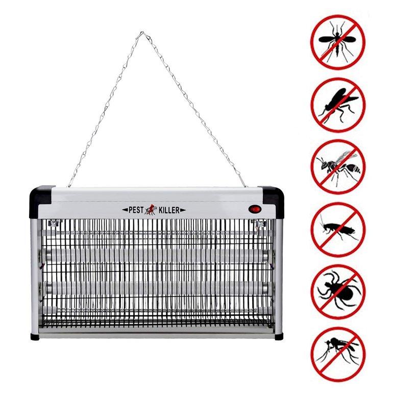 Hengda 2x LED Insektenvernichter-3