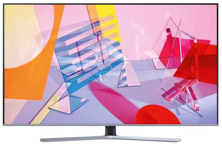 Samsung GQ-50Q64T - 50 Zoll UltraHD/4K QLED Smart-TV für 599€ inkl. Versand (statt 749€)