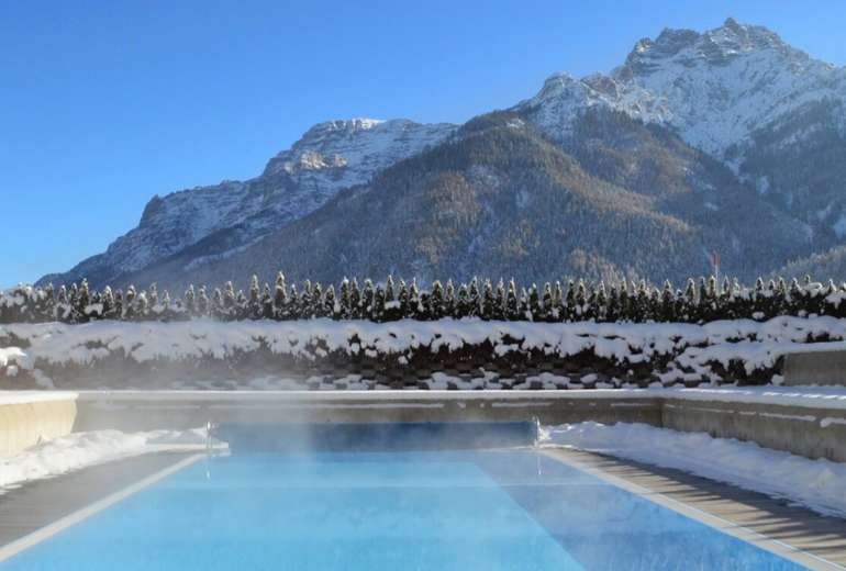 Tirol, Österreich: 2 ÜN im 4* Kuhotel by Rilano (Halbpension, Wellness Nutzung, Willkommensdrink) für 129€ p.P