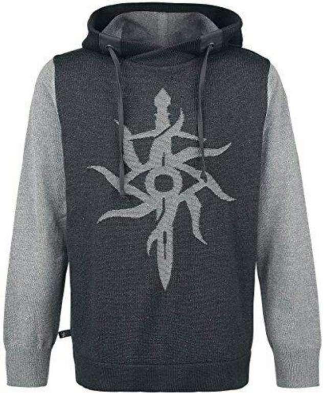 Musterbrand Grey Dragon Age Hoodie The Inquisitor Knit Sweatshirt für 10€ inkl. Versand (statt 20€)