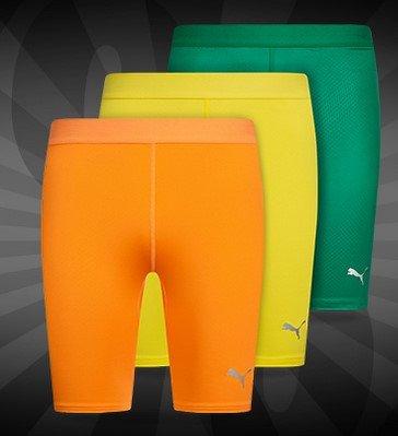 Puma Bodywear Shorts Herren Tights (versch. Farben) für 9,50€ inkl. Versand (statt 29€)
