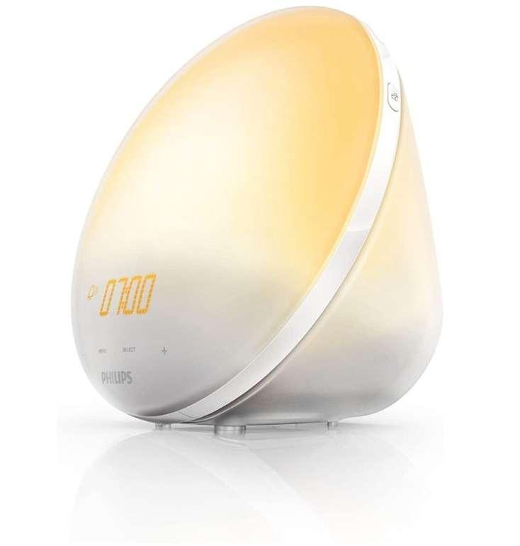 Philips HF3510/01 Wake-Up Light für 49,49€ inkl. Versand (statt 80€)