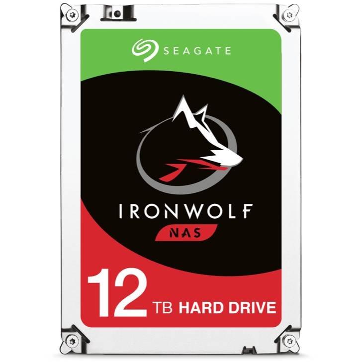 Preisfehler? Seagate IronWolf 12TB HDD (ST12000VN0007) für 31,01€
