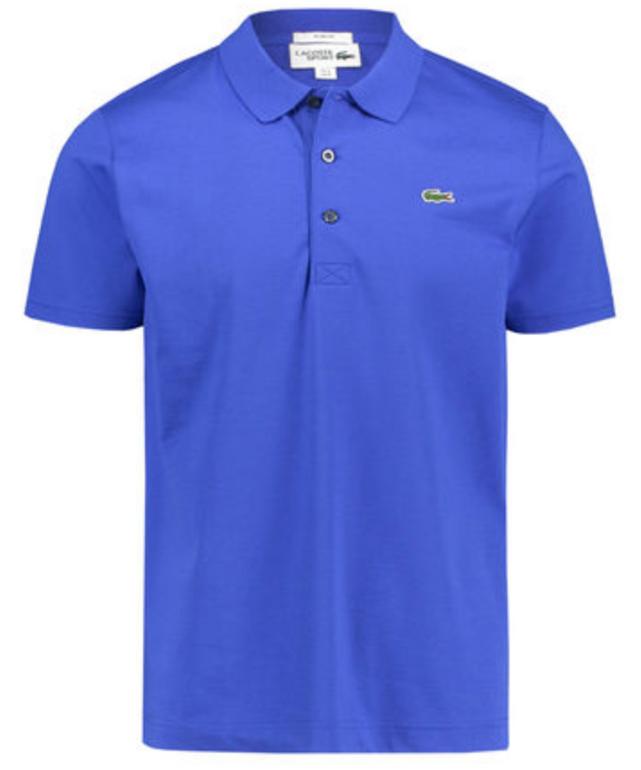 Lacoste Poloshirts für Herren in Slim Fit für 38,86€ – 2 Stück für je nur 31,41€