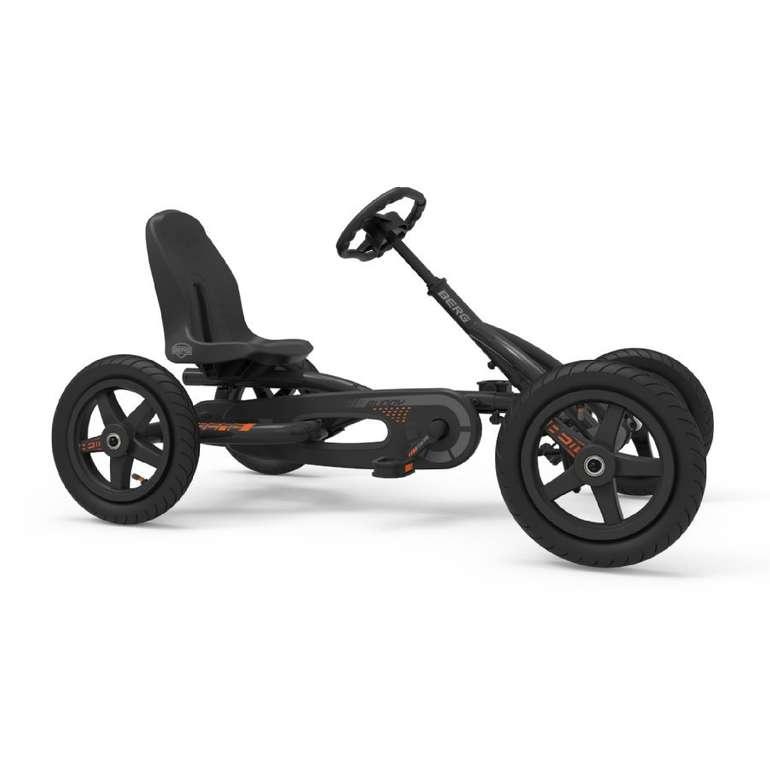Berg Pedal Go-Kart Buddy Graphite Sondermodell für 199,99€ inkl. Versand (statt 235€)