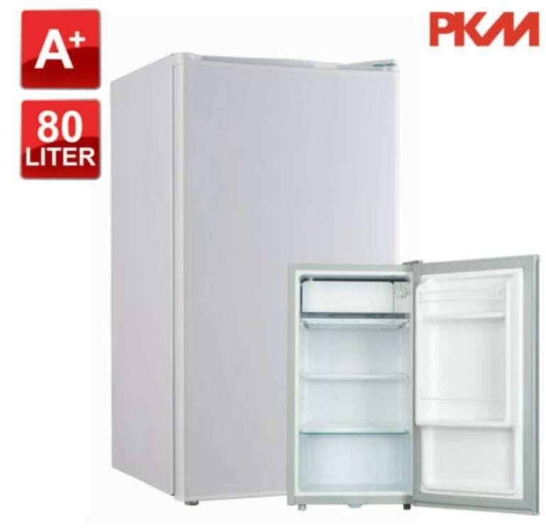 PKM KS81.0 A+ Stand Kühlschrank mit 80 Liter Nutzinhalt für 88,88€ (statt 132€)