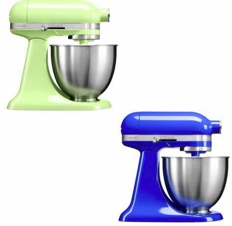 KitchenAid Artisan 5KSM3311X Mini Küchenmaschine mit 3,3 Liter Schüssel für 251€