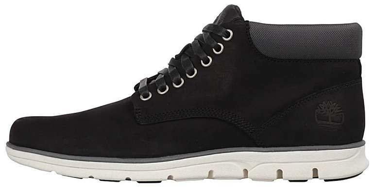 Timberland 'Bradstreet Chukka Leather' in schwarz für 44,85€ inkl. Versand (statt 70€)