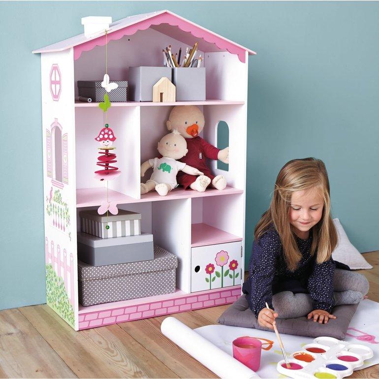 KidKraft Puppenhaus und Bücherregal (14604) für 69,95€ (Vergleich: 93€)