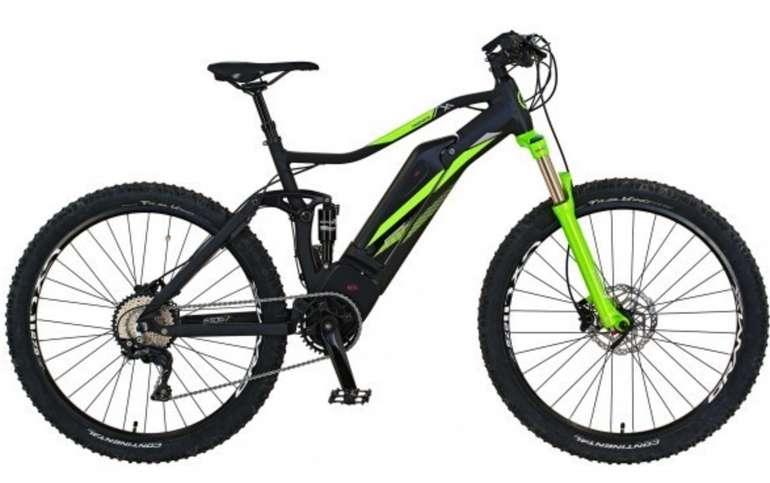 "Prophete Graveler 20.ETM.20 - 27,5"" E-Mountainbike mit 10-Gang Shimano Deore XT Kettenschaltung für 2699,99€"