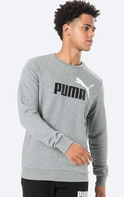 Puma Sport-Sweatshirt in grau für 13,95€inkl. Versand (statt 34€)